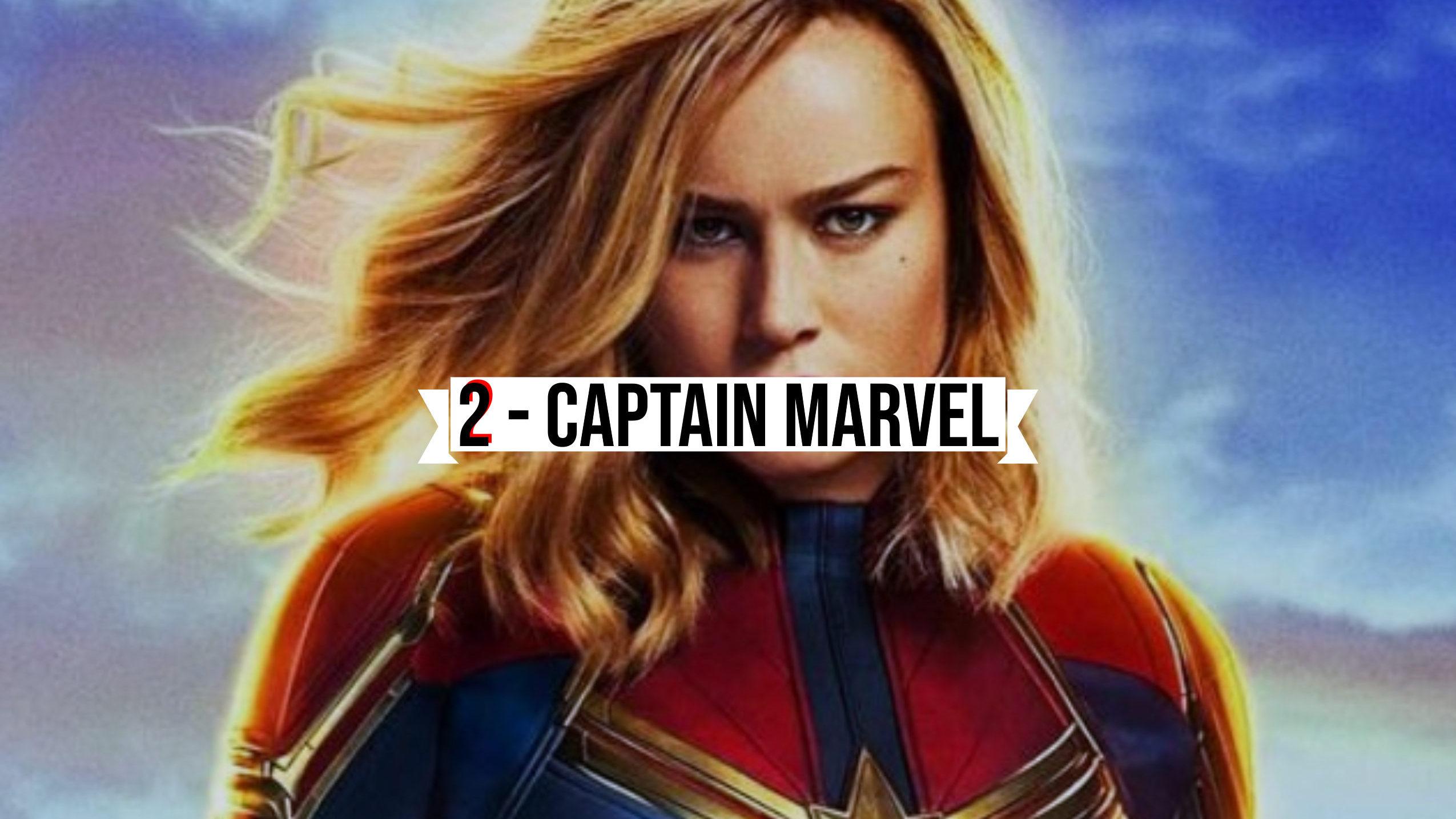 2 - Captain Marvel