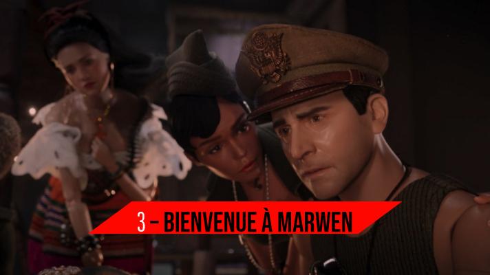 bienvenue a marwen