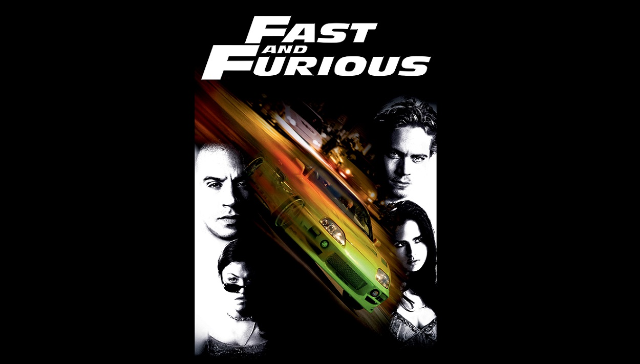 saga fast & furious film